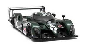 【送料無料】模型車 モデルカー スポーツカーベントレースピードルマンモデルカーbentley speed 8 number 7 le mans 24hr winner 2003 resin model car 141817