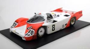 【送料無料】模型車 モデルカー スポーツカースケールポルシェ#ルマン112 true scale porsche 956 8, 24h le mans 1983 limited edition 300