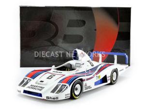 【送料無料】模型車 モデルカー スポーツカーポルシェルマンbbr 118 porsche 93678 le mans 1978 bbrc1832bv
