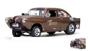 【送料無料】模型車 モデルカー スポーツカーサンスターカイザーヘンリーブラウンモードjm 2140485 sunstar ss5097 kaiser henry j trigeminal hiper 1951 brown 118 mode