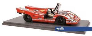 【送料無料】模型車 モデルカー スポーツカースパークモデルポルシェjm 2127571 spark model s24lms013 porsche 917 k n23 winner lm 70 124 figure