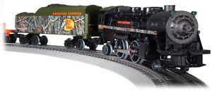 【送料無料】模型車 モデルカー スポーツカーバスプロショップlionel bass pro shops white tail express train set