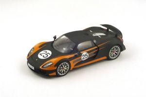 【送料無料】模型車 モデルカー スポーツカースパークモデルポルシェスパイダーモデルjm 2140811 spark model s18170 porsche 918 spyder n25 weissach 118 model