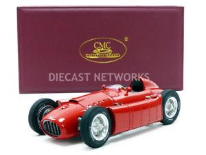 【送料無料】模型車 モデルカー スポーツカーランチアメートルcmc 118 lancia d50 1954 m175