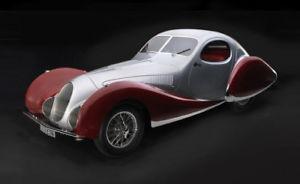 【送料無料】模型車 モデルカー スポーツカータルボットクーペシルバーレッドm165 talbot lago coupe t150 css figoni amp; falaschi 193739 silverred cmc118