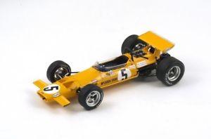 【送料無料】模型車 モデルカー スポーツカースパークモデルヒュームメキシコグランプリjm 2135771 spark model s18116 mc laren m7a d hulme 1969 n5 winner mexican gp 1