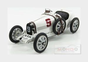 【送料無料】模型車 モデルカー スポーツカーブガッティ#プロジェクトドイツホワイトbugatti t35 9 nation coulor project germany 1924 white cmc 118 m100b005