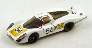 【送料無料】模型車 モデルカー スポーツカースパークモデルダポルシェウィンデイトナ…jm 2141268 spark model s18da68 porsche 907 n54 winn 24h daytona 1968 elfordne