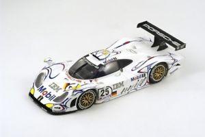 【送料無料】模型車 モデルカー スポーツカースパークモデルポルシェグアテマラjm 2140808 spark model s18121 porsche 911 gt1 n25 2nd lm 1998 mulleralzenwoll