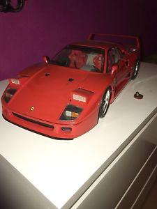 from 【送料無料】模型車 f40 the pocher 80ern モデルカー スポーツカーフェラーリカルトモデルferrari 18 cult model