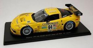 【送料無料】模型車 モデルカー スポーツカースパークモデルコルベットjm 2127559 spark model s2401 corvette c 6 r n64 lm 2005 124 figure