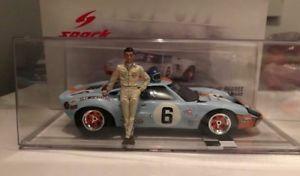 モデルカー 【送料無料】模型車 スポーツカースパークスケールフォード#ジャッキーイクスジャッキーオリバー