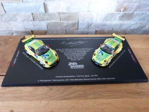 【送料無料】模型車 モデルカー スポーツカーポルシェレーシングニュルブルクリンクスペシャルエディションporsche 911 gt3 rsr 24h racing nrburgring 2011 manthey special edition set 143
