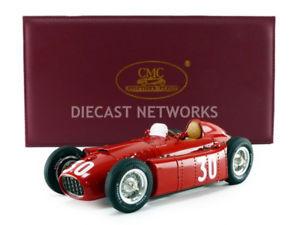 【送料無料】模型車 モデルカー スポーツカーcmc 118 lancia d50 gp de monaco 1955 m177cmc 118 lancia d50 gp de monaco 1955 m177