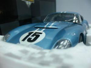 【送料無料】模型車 モデルカー スポーツカーワウシェルビーコブラデイトナ#ランスwow extremely rare ac shelby cobra daytona 15 gurney 12h reims 1964 118 exoto