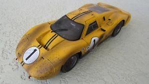 【送料無料】模型車 モデルカー スポーツカーフォードセブリングアンドレッティマクラーレン#レース118 exoto ford gt 40 mk iv 1967 sebring winner andretti mclaren 1 after race