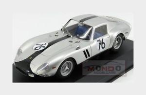【送料無料】模型車 モデルカー スポーツカーフェラーリクーペ#キロニュルブルクリンクモデルモデルferrari 250 gto coupe 76 1000km nurburgring 1964 mg model 118 gto118036 model