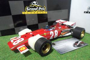 【送料無料】模型車 モデルカー スポーツカーフェラーリ#グランプリベルギーフォーミュラf1 ferrari 312 b 28 gp belgium 1970 giunti 118 exoto 97066 car formula 1