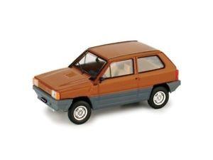 Fiat Panda 4X4 Parigi-Dakar 1984 Brumm 1:43 R442B Model Car Diecast