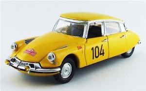 Citroen Ds 19 Radio Montecarlo Tour De France 1962 Rio 1:43 RIO4498 Model