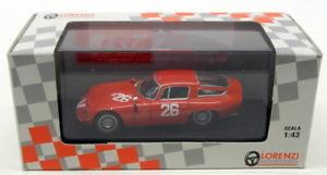 【送料無料】模型車 モデルカー スポーツカースケールモデルカーアルファロメオモンツァ#サラbest 143 scale model car lo0222 alfa romeo tz1 monza 1965 26 piantasala