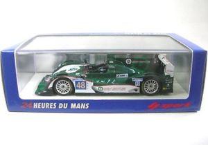【送料無料】模型車 モデルカー スポーツカールマンoreca 03nissan n 48 lemans 2012