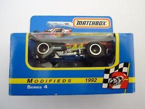 【送料無料】模型車 モデルカー スポーツカーシリーズ listingmatchbox 1992 modifieds series 4