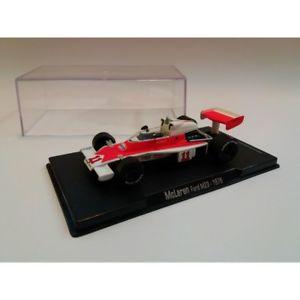 【送料無料】模型車 モデルカー スポーツカーrbaグッズマクラーレンフォードジェームズハントスケールrba collectibles f1 mclaren ford m23 1976 james hunt scale 143