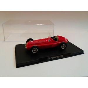 【送料無料】模型車 モデルカー スポーツカーrbaグッズアルファロメオニノファリーナスケールrba collectibles f1 alfa romeo 158 1950 nino farina scale 143