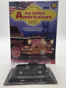 Pontiac Firebird Trans Am 1999 Les Belles Américaines 1//43