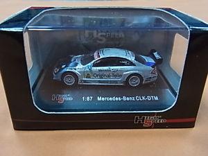 【送料無料】模型車 モデルカー スポーツカーベンツhigh speed 187 mercedesbenz clk dtm original teile hf9241f