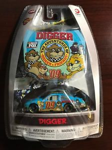 【送料無料】模型車 モデルカー スポーツカーwinners circle 09 digger and the adventures of digger and friends 2009 164