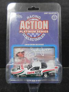 【送料無料】模型車 モデルカー スポーツカージョンフォーススケールアクションjohn force 164 scale 1996 action funny car