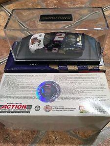 【送料無料】模型車 モデルカー スポーツカーアクションプラチナシリーズウォーレスフォードトーラスaction platinum series 164 rusty wallace 2 1998 ford taurus limited edition