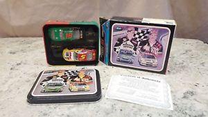 【送料無料】模型車 モデルカー スポーツカーテリーボビーラボンテコレクター1996 revell terry and bobby labonte commemorative 2 car collector tin coa164