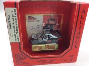 【送料無料】模型車 モデルカー スポーツカープレミア#アライアンスデニスセッツァープレミアエディションrc 164 premier 59 alliance dennis setzer 1995 tbird premier edition