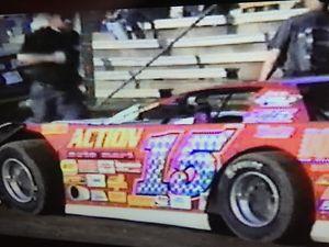 【送料無料】模型車 モデルカー スポーツカータンパビッグモデル1997 stars ump havatampa 3 big shows dirt late model dvds