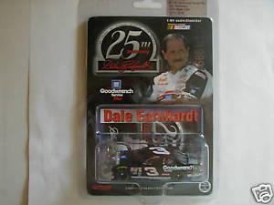 【送料無料】模型車 モデルカー スポーツカーアクションデイルアーンハート#1999 action 164 dale earnhardt 3 25 anniversary car