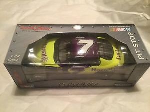 【送料無料】模型車 モデルカー スポーツカースケールチームロビーゴードン#ハラスシボレーモンテカルロ#124 scale team caliber robby gordon 7 harrah039;s 2006 chevy monte carlo 20