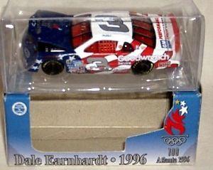 【送料無料】模型車 モデルカー スポーツカーアクション#デイルアーンハートオリンピックaction 164 3 goodwrench dale earnhardt olympic 1996