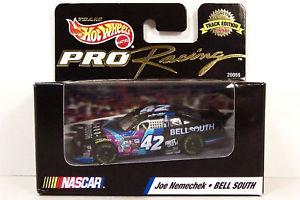 【送料無料】模型車 モデルカー スポーツカーホットホイールプロレーシングジョー#ベルサウスhot wheels ~ pro racing ~ joe nemechek ~ 42 bell south