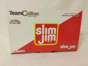 【送料無料】模型車 モデルカー スポーツカーチームシリーズジャスティン#スリムジムteam caliber owners series justin labonte 44 slim jim 124 2000