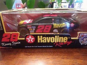 【送料無料】模型車 モデルカー スポーツカーケニーアーウィン#レースカーkenny irwin 28 havoline racing car 50th anniversary