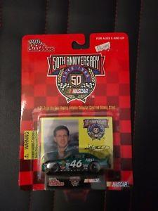 【送料無料】模型車 モデルカー スポーツカー#シボレーファーストユニオン50th anniversary 1998 46 chevy nascar first union wally dallenbach 164