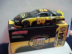 【送料無料】模型車 モデルカー スポーツカーブランドシーズンプログラムbrand 2004 nextel inaugural season program 124 car