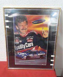 【送料無料】模型車 モデルカー スポーツカーデイスポーツポスターレーシングdale jarrett costacos brothers sports 1996 poster picture frame nascar racing