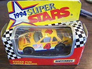 【送料無料】模型車 モデルカー スポーツカーコダックレーシングマッチシリーズ1994 kodak fun saving racing 1994 matchbox stars series ii excellent