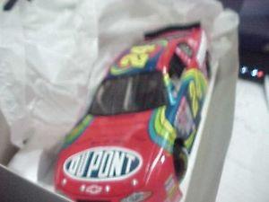 【送料無料】模型車 モデルカー スポーツカージェフゴードンペイントシャーロットjeff gordon 2000 reverce paint charlotte 2000 never opened dust free read