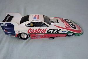 【送料無料】模型車 モデルカー スポーツカージョンフォース2000 john force castrol gtx