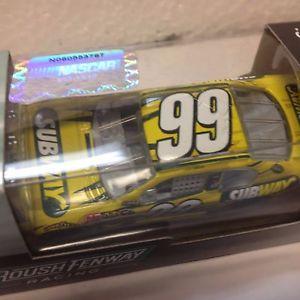 【送料無料】模型車 モデルカー スポーツカーアクションフォードフュージョン#カールエドワーズ164 action nascar 2011 ford fusion 99 subway carl edwards:hokushin